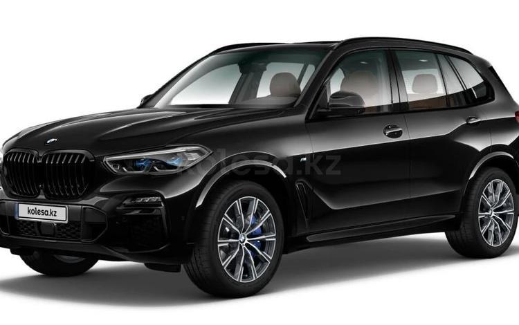 BMW X5 XDrive40i 2021 года за 51 037 135 тг. в Караганда