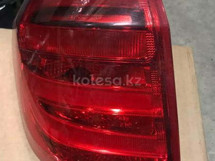 Фары задние оригинал на GL x166 за 120 000 тг. в Алматы – фото 2