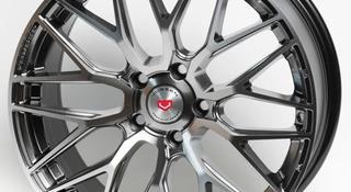 Новые диски R18 8j 5x114, 3 D60, 1 ET40 за 330 000 тг. в Караганда