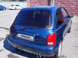 Nissan Micra 1994 года за 1 100 000 тг. в Алматы – фото 2