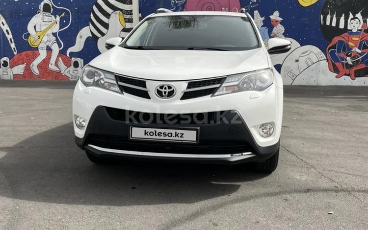 Toyota RAV 4 2015 года за 10 500 000 тг. в Алматы