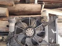 Вентилятор охлождения родятора на Ауди с4 за 15 000 тг. в Шымкент
