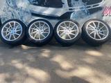 Комплект колёс 245/40/18 за 220 000 тг. в Костанай
