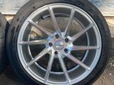 Комплект колёс 245/40/18 за 220 000 тг. в Костанай – фото 3