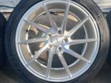 Комплект колёс 245/40/18 за 220 000 тг. в Костанай – фото 4