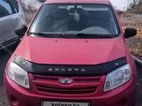 ВАЗ (Lada) Kalina 1118 (седан) 2007 года за 1 200 000 тг. в Караганда