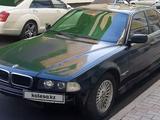 BMW 730 1998 года за 800 000 тг. в Алматы