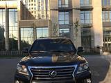 Lexus LX 570 2014 года за 21 300 000 тг. в Атырау – фото 2