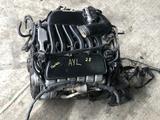 Контрактный двигатель Volkswagen Sharan 2.8 литра. AYL Новый куз. Из… за 300 330 тг. в Уральск