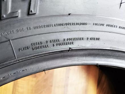 37X12.50R20 Nitto Trail Grappler M/T Япония новые за 105 000 тг. в Алматы – фото 12
