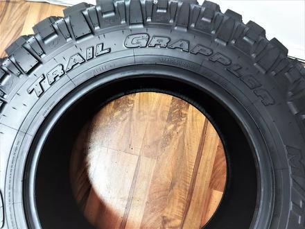37X12.50R20 Nitto Trail Grappler M/T Япония новые за 105 000 тг. в Алматы – фото 6