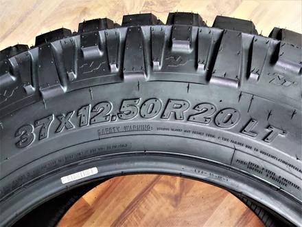 37X12.50R20 Nitto Trail Grappler M/T Япония новые за 105 000 тг. в Алматы – фото 7