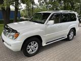 Lexus LX 470 2003 года за 9 300 000 тг. в Алматы – фото 2