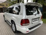 Lexus LX 470 2003 года за 9 300 000 тг. в Алматы – фото 5