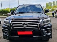 Lexus LX 570 2012 года за 23 000 000 тг. в Нур-Султан (Астана)