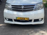 Перенос сидений и дворников Toyota Alphard в Павлодар