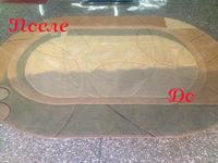 Чистка мягкой мебели и ковров паром с выездом без агрессивной химии в Алматы