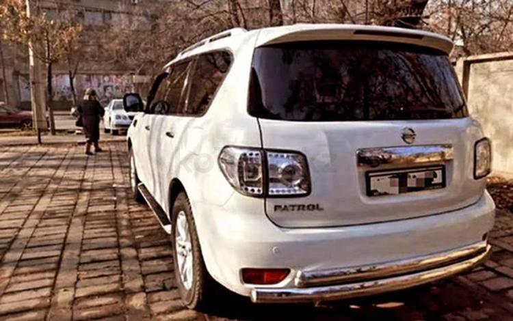 Nissan Patrol 2012 года за 11 500 000 тг. в Нур-Султан (Астана)