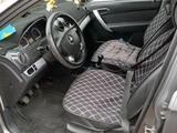 Chevrolet Aveo 2011 года за 2 400 000 тг. в Жезказган – фото 4