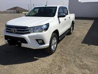 Toyota Hilux 2019 года за 14 000 000 тг. в Атырау