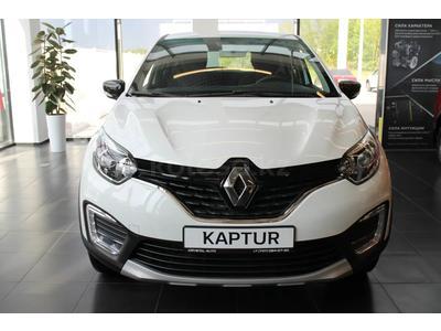 Renault Kaptur Style TCE (4WD) 2021 года за 10 468 000 тг. в Караганда