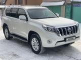 Toyota Land Cruiser Prado 2017 года за 19 300 000 тг. в Алматы – фото 4