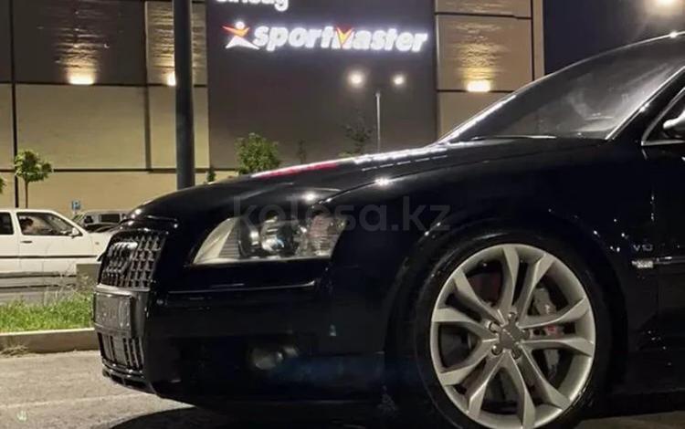 Audi S8 2007 года за 8 000 000 тг. в Алматы