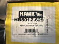 Колодки тормозные HAWK за 47 500 тг. в Алматы