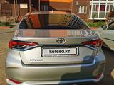 Toyota Corolla 2020 года за 9 600 000 тг. в Уральск – фото 2