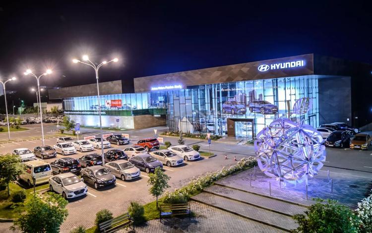 Коммерческие автомобили Hyundai Premium на Аль-Фараби в Алматы