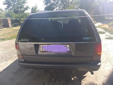 Mazda 626 1990 года за 500 000 тг. в Талдыкорган