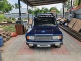 ВАЗ (Lada) 2107 2007 года за 1 200 000 тг. в Алматы – фото 3