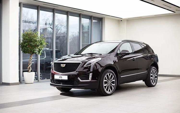 Cadillac XT5 2021 года за 33 000 000 тг. в Семей