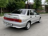 ВАЗ (Lada) 2115 (седан) 2012 года за 2 100 000 тг. в Тараз – фото 5