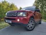 Land Rover Range Rover Sport 2007 года за 3 600 000 тг. в Костанай – фото 5