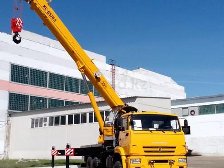 КамАЗ  КС-5576-5-21 2020 года в Усть-Каменогорск – фото 6