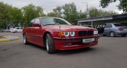 BMW 740 1998 года за 4 500 000 тг. в Караганда – фото 2