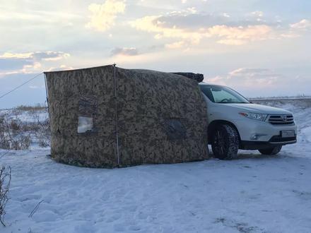 Автомобильный тент Маркиза за 50 000 тг. в Нур-Султан (Астана) – фото 12