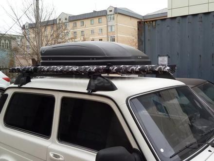 Автомобильный тент Маркиза за 50 000 тг. в Нур-Султан (Астана)