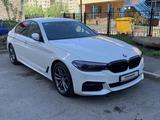 BMW 530 2018 года за 21 000 000 тг. в Нур-Султан (Астана)