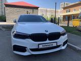 BMW 530 2018 года за 21 000 000 тг. в Нур-Султан (Астана) – фото 2