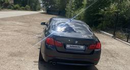 BMW 525 2010 года за 7 500 000 тг. в Нур-Султан (Астана) – фото 3
