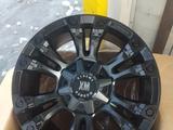 Диск новые усиленные фирменные авто диски Matt black за 440 000 тг. в Алматы – фото 4