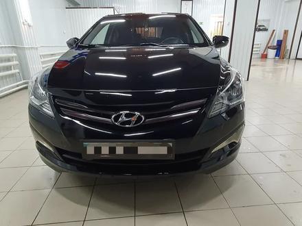 Hyundai Solaris 2015 года за 5 500 000 тг. в Павлодар