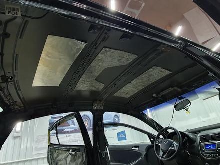 Hyundai Solaris 2015 года за 5 500 000 тг. в Павлодар – фото 26