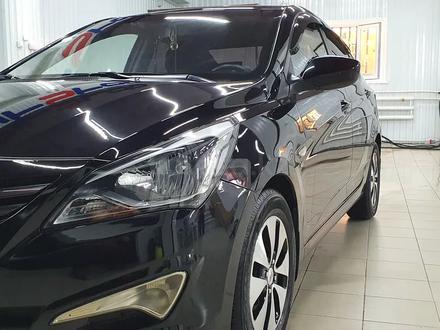 Hyundai Solaris 2015 года за 5 500 000 тг. в Павлодар – фото 8