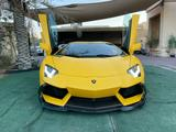 Lamborghini Aventador 2012 года за 85 589 049 тг. в Алматы – фото 2