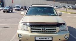 Toyota Highlander 2001 года за 6 000 000 тг. в Алматы