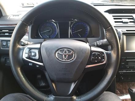 Toyota Camry 2017 года за 10 000 000 тг. в Алматы – фото 11