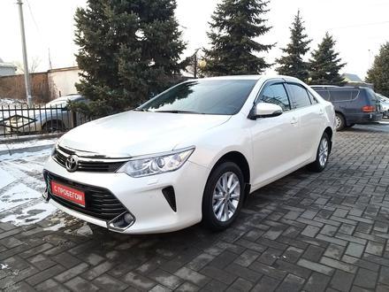 Toyota Camry 2017 года за 10 000 000 тг. в Алматы
